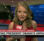 Sara Murray CNN White House Dinner 3