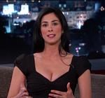 Sarah Silverman Jimmy Kimmel Black