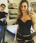 Sofia Vergara Lingerie Selfie Brits Are Coming