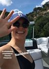 Sophia Bush Swimsuit Water Ski Austin 1