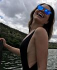 Sophia Bush Swimsuit Water Ski Austin 4