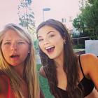 Stefanie Scott Bikini Top Friend