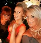 Stephanie Waring TV Choice Awards 1