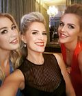 Stephanie Waring TV Choice Awards 5
