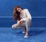 Taylor Hill Converse Forever 3