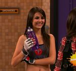 Victoria Justice Fight iCarly 2