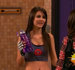 Victoria Justice Fight iCarly 3