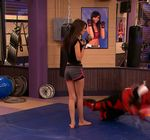 Victoria Justice Fight iCarly 6