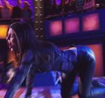 Victoria Justice Leahter Pants Lip Sync Battle