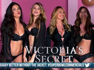 Victorias Secret Models Super Bowl 2015