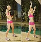 Yvonne Strahovski Workout Shape 5