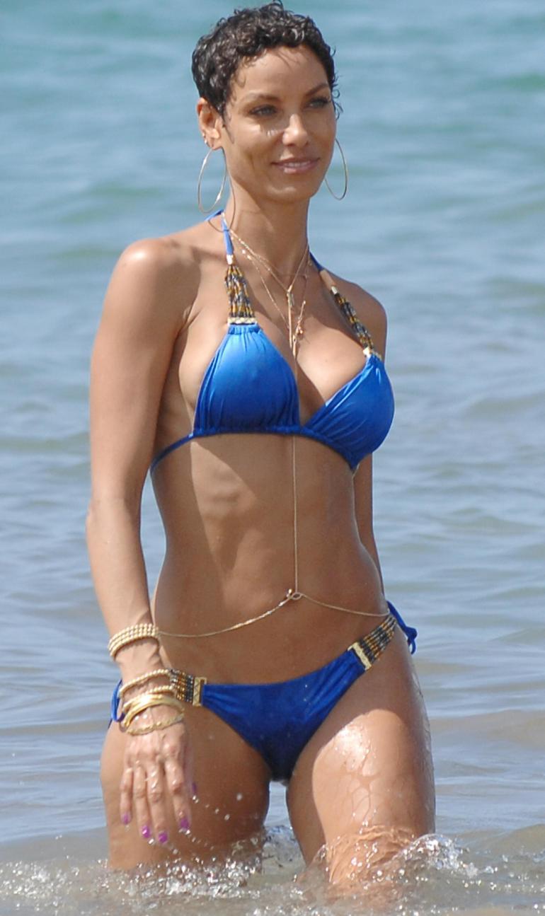 Nicole Murphy Bikini