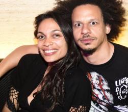 rosario dawson promises eric andre make great couple