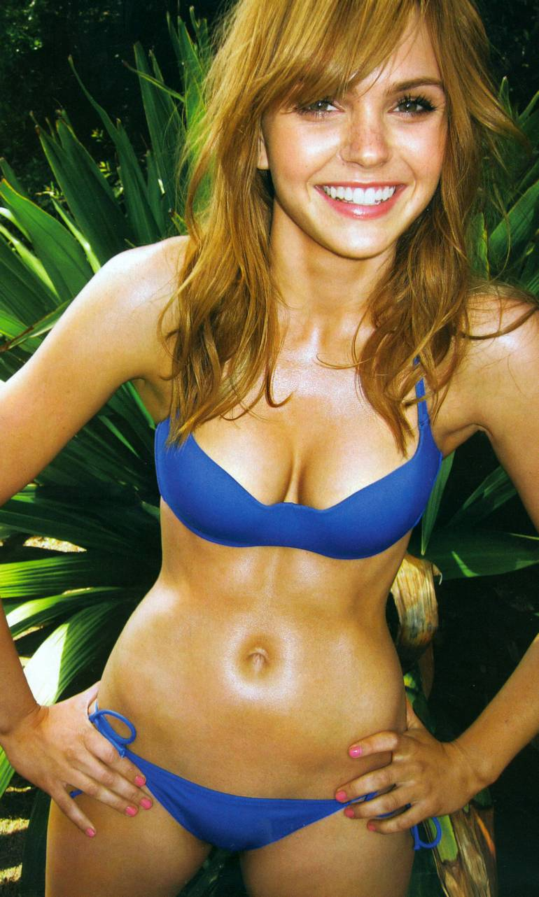 Pop Minute  Aimee Teegarden Bikini Fitness Photos Photo 3