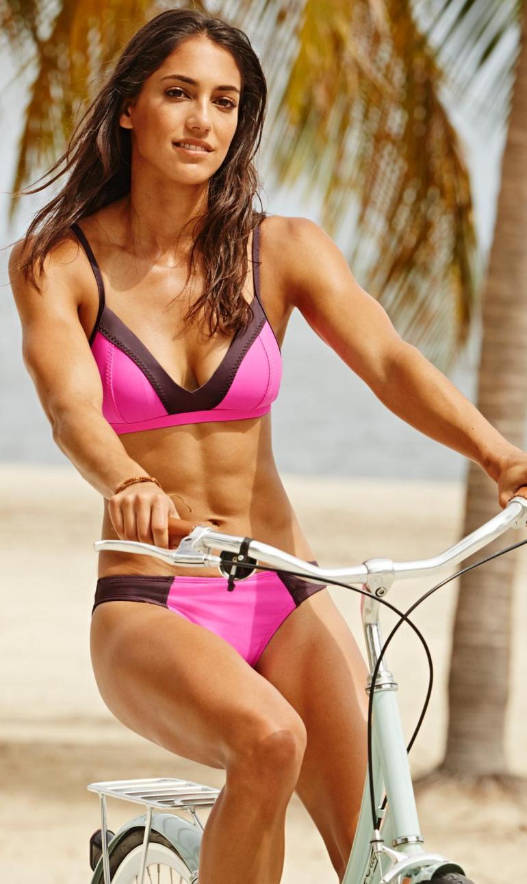 pop minute   allison stokke bikini athleta photos   photo 3