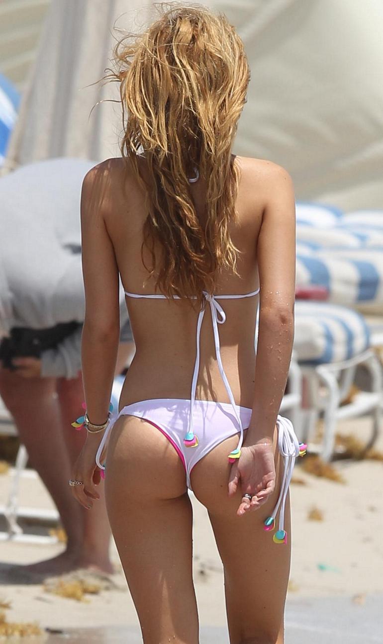 bella thorne sexy ass