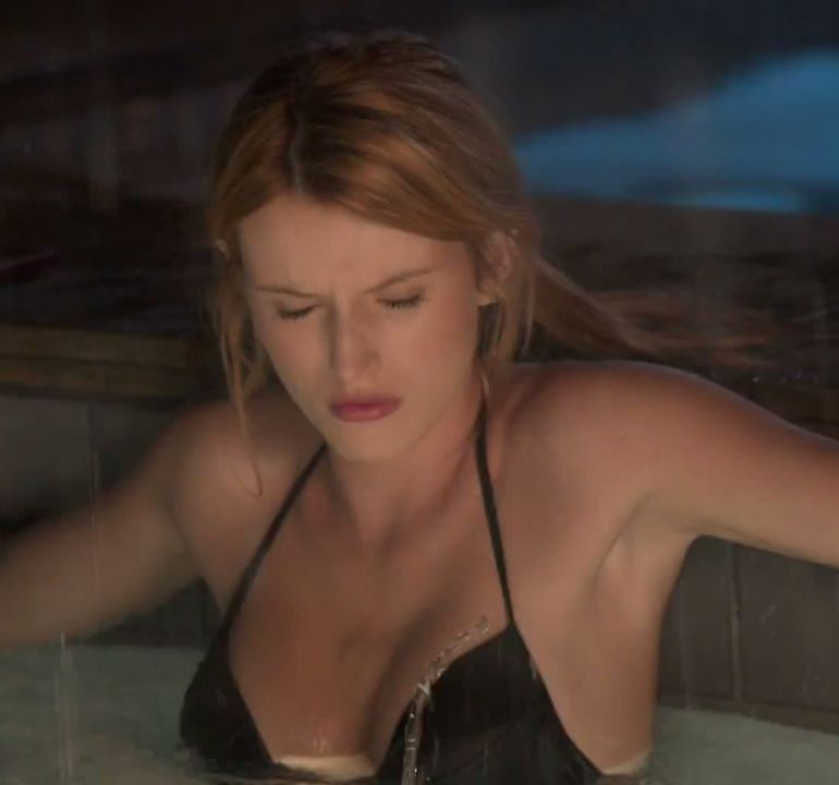Pop Minute Bella Thorne Bikini Scream Trailer Photos