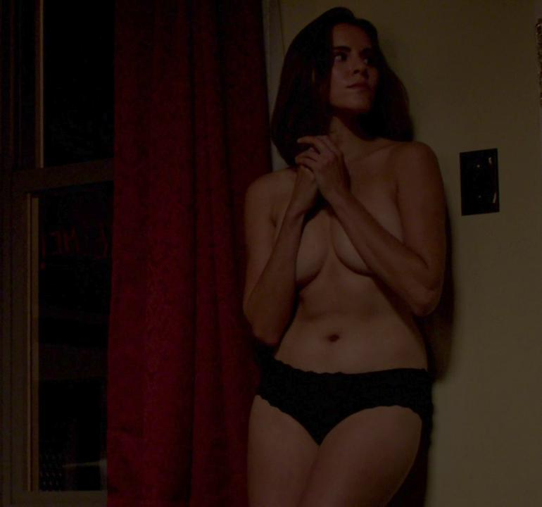 megan boone naked
