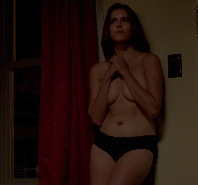 megan boone topless