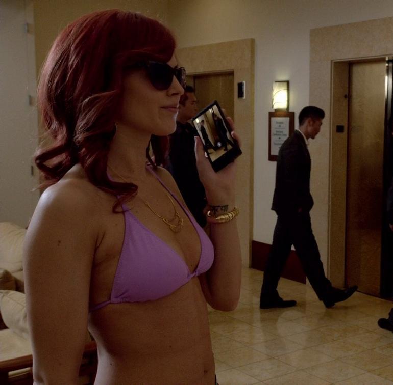 Michelle borth hot bikini — photo 11