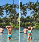 Britney Spears Bikini Sister Hawaii