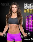Danica Patrick Fitness Weights