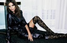 Emily Ratajkowski Sheer Vogue 3
