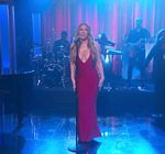 Mariah Carey Kimmel Vision Of Love 2