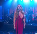 Mariah Carey Kimmel Vision Of Love 3