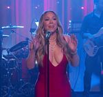 Mariah Carey Kimmel Vision Of Love 4