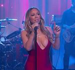 Mariah Carey Kimmel Vision Of Love 5