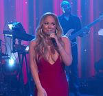 Mariah Carey Kimmel Vision Of Love 9