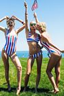 Taylor Swift Swimsuit Squad Independence Day 3