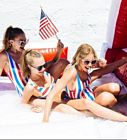 Taylor Swift Swimsuit Squad Independence Day 7