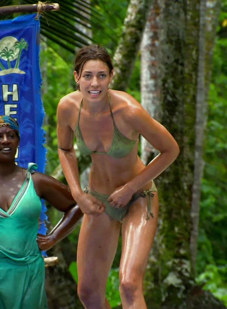 Nude survivor women