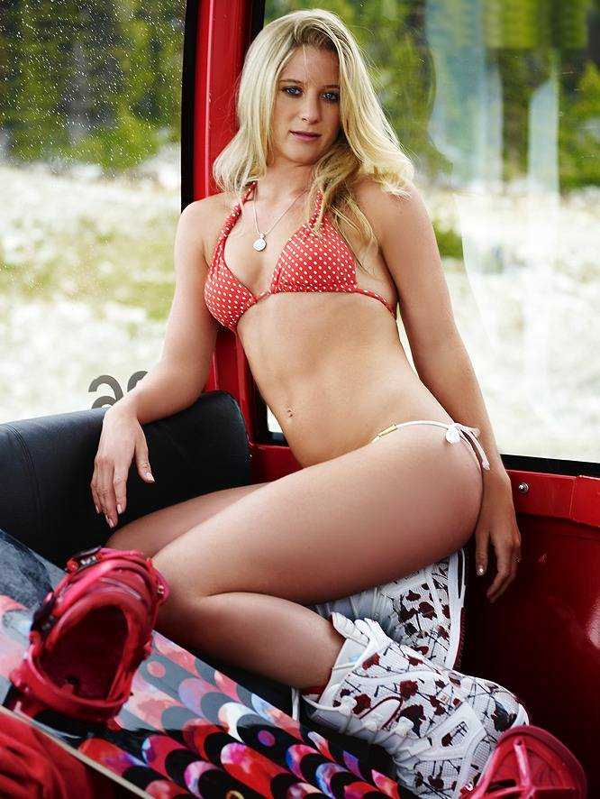 Hottest women of the winter olympics